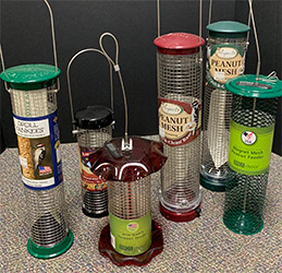 Specialty Bird Feeders
