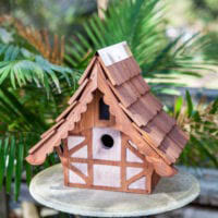 Tudor Bird House